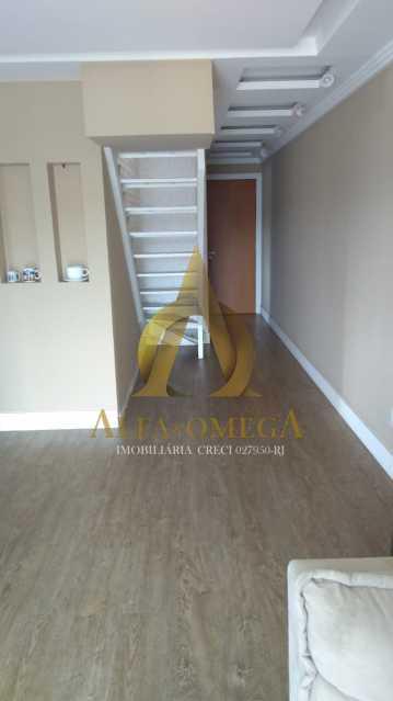 3 - Cobertura Rua Macembu,Taquara, Rio de Janeiro, RJ À Venda, 4 Quartos, 170m² - AOJ50027 - 4