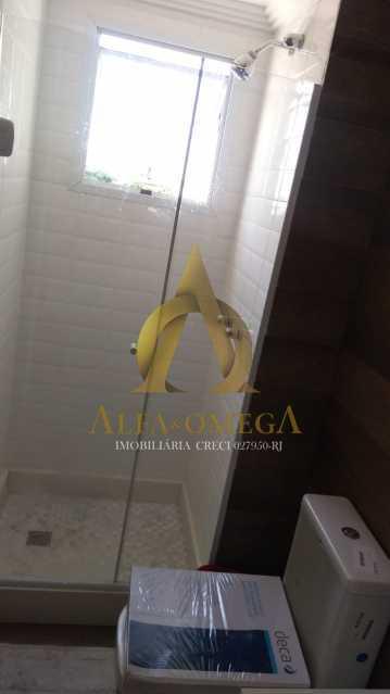 9 - Cobertura Rua Macembu,Taquara, Rio de Janeiro, RJ À Venda, 4 Quartos, 170m² - AOJ50027 - 13