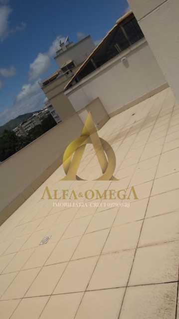 14 - Cobertura Rua Macembu,Taquara, Rio de Janeiro, RJ À Venda, 4 Quartos, 170m² - AOJ50027 - 17