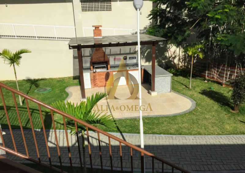 16 - Cobertura Rua Macembu,Taquara, Rio de Janeiro, RJ À Venda, 4 Quartos, 170m² - AOJ50027 - 20