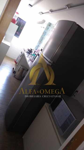 17 - Cobertura Rua Macembu,Taquara, Rio de Janeiro, RJ À Venda, 4 Quartos, 170m² - AOJ50027 - 16