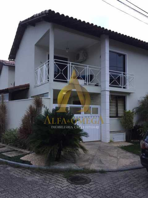 2 - Casa em Condomínio à venda Estrada do Rio Grande,Taquara, Rio de Janeiro - R$ 785.000 - AOJ60056 - 1