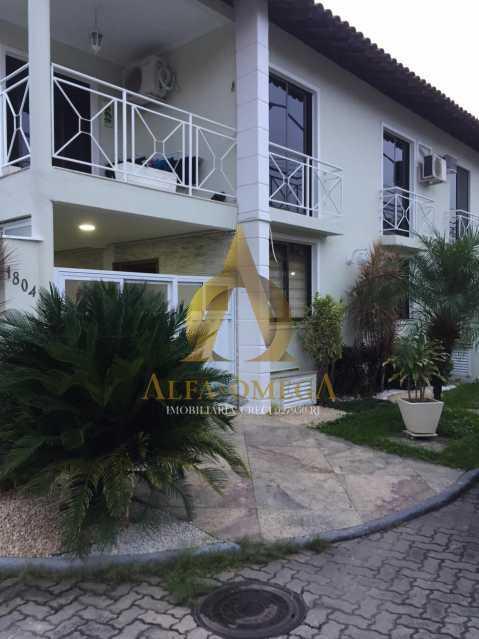 5 - Casa em Condomínio à venda Estrada do Rio Grande,Taquara, Rio de Janeiro - R$ 785.000 - AOJ60056 - 3