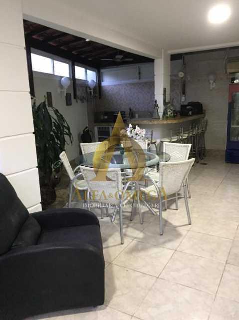 6 - Casa em Condomínio à venda Estrada do Rio Grande,Taquara, Rio de Janeiro - R$ 785.000 - AOJ60056 - 5
