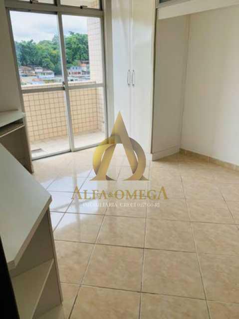 1 - Cobertura à venda Rua Retiro dos Artistas,Pechincha, Rio de Janeiro - R$ 525.000 - AOJ50028 - 6