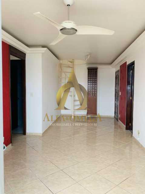 2 - Cobertura à venda Rua Retiro dos Artistas,Pechincha, Rio de Janeiro - R$ 525.000 - AOJ50028 - 4