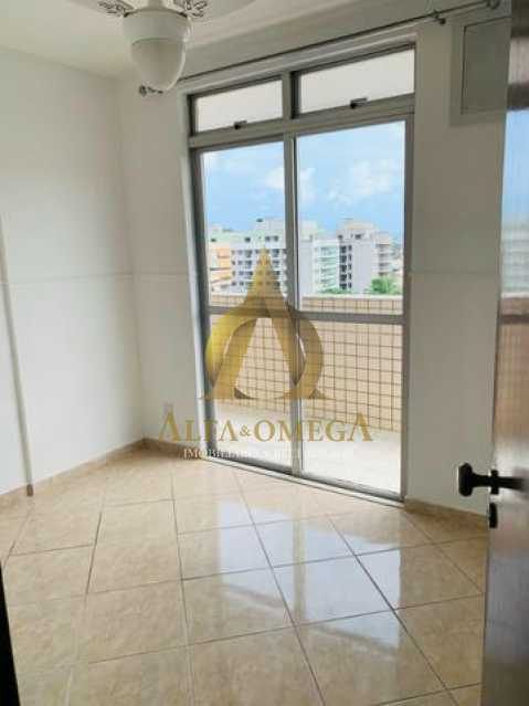 5 - Cobertura à venda Rua Retiro dos Artistas,Pechincha, Rio de Janeiro - R$ 525.000 - AOJ50028 - 7