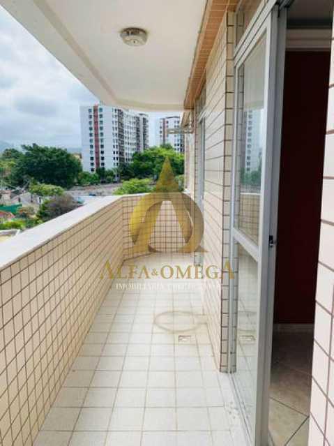 10 - Cobertura à venda Rua Retiro dos Artistas,Pechincha, Rio de Janeiro - R$ 525.000 - AOJ50028 - 3
