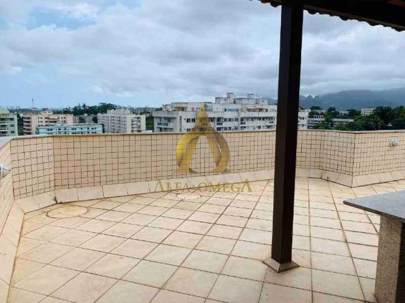 15 - Cobertura à venda Rua Retiro dos Artistas,Pechincha, Rio de Janeiro - R$ 525.000 - AOJ50028 - 17