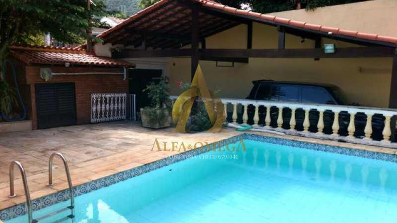 1 - Casa Rua Mário Taveira,Taquara, Rio de Janeiro, RJ À Venda, 4 Quartos, 200m² - AOJ60057 - 1
