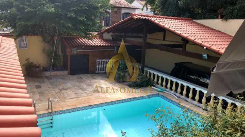 4 - Casa Rua Mário Taveira,Taquara, Rio de Janeiro, RJ À Venda, 4 Quartos, 200m² - AOJ60057 - 3