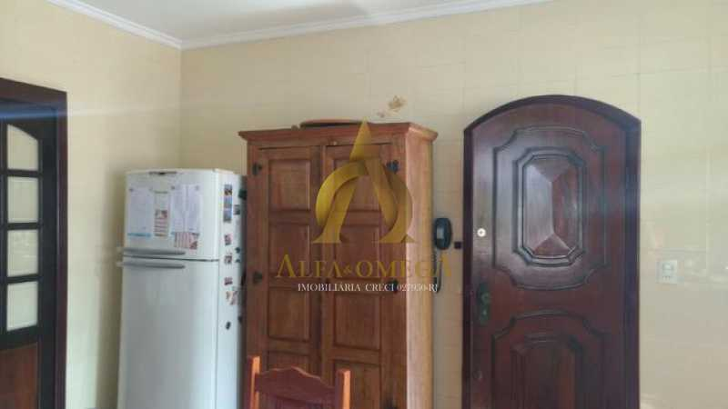 8 - Casa Rua Mário Taveira,Taquara, Rio de Janeiro, RJ À Venda, 4 Quartos, 200m² - AOJ60057 - 17