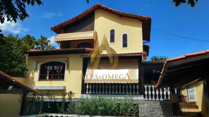 15 - Casa Rua Mário Taveira,Taquara, Rio de Janeiro, RJ À Venda, 4 Quartos, 200m² - AOJ60057 - 20