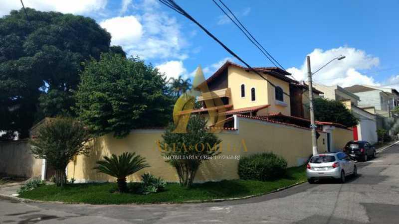 16 - Casa Rua Mário Taveira,Taquara, Rio de Janeiro, RJ À Venda, 4 Quartos, 200m² - AOJ60057 - 21