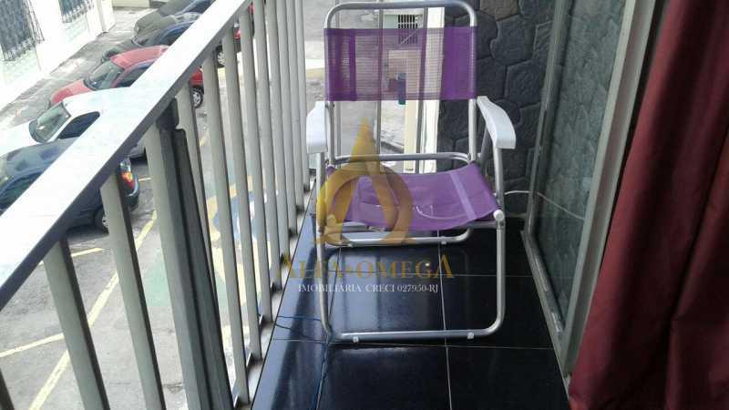 4 - Apartamento à venda Rua Carlos Palut,Taquara, Rio de Janeiro - R$ 190.000 - AOJ20150 - 3