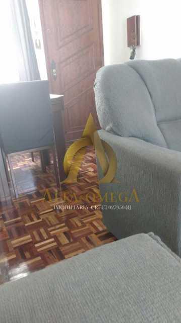 15 - Apartamento à venda Rua Carlos Palut,Taquara, Rio de Janeiro - R$ 190.000 - AOJ20150 - 5