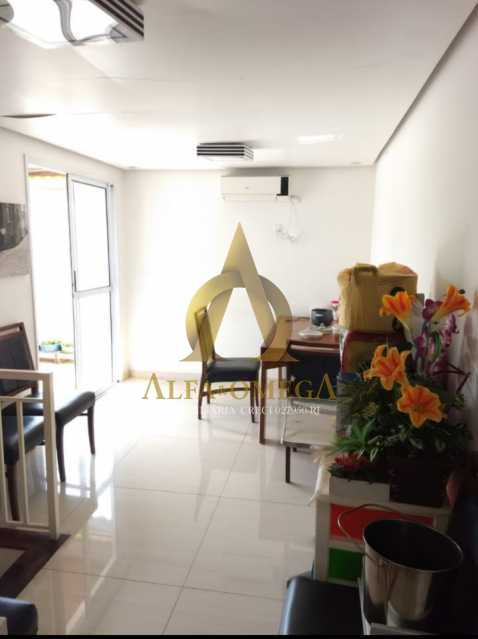 3 - Cobertura Estrada do Tindiba,Pechincha, Rio de Janeiro, RJ À Venda, 3 Quartos, 145m² - AOJ50029 - 4