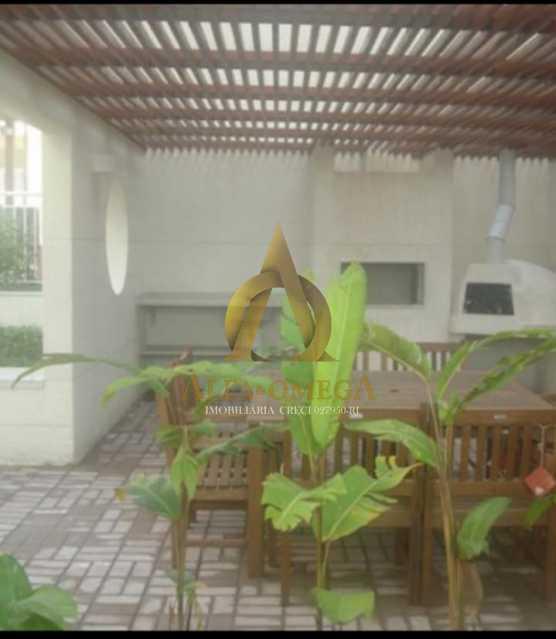 14 - Cobertura Estrada do Tindiba,Pechincha, Rio de Janeiro, RJ À Venda, 3 Quartos, 145m² - AOJ50029 - 19
