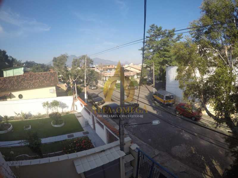 10 - Apartamento Rua Professor Waldemar Berardinelli,Pechincha, Rio de Janeiro, RJ Para Alugar, 2 Quartos, 111m² - AOJ20047L - 21