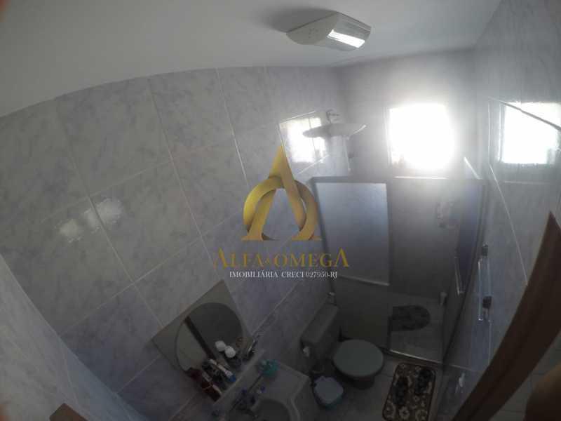 14 - Apartamento Rua Professor Waldemar Berardinelli,Pechincha, Rio de Janeiro, RJ Para Alugar, 2 Quartos, 111m² - AOJ20047L - 15