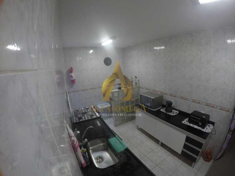 20 - Apartamento Rua Professor Waldemar Berardinelli,Pechincha, Rio de Janeiro, RJ Para Alugar, 2 Quartos, 111m² - AOJ20047L - 18