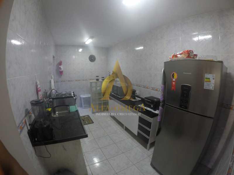 23 - Apartamento Rua Professor Waldemar Berardinelli,Pechincha, Rio de Janeiro, RJ Para Alugar, 2 Quartos, 111m² - AOJ20047L - 17