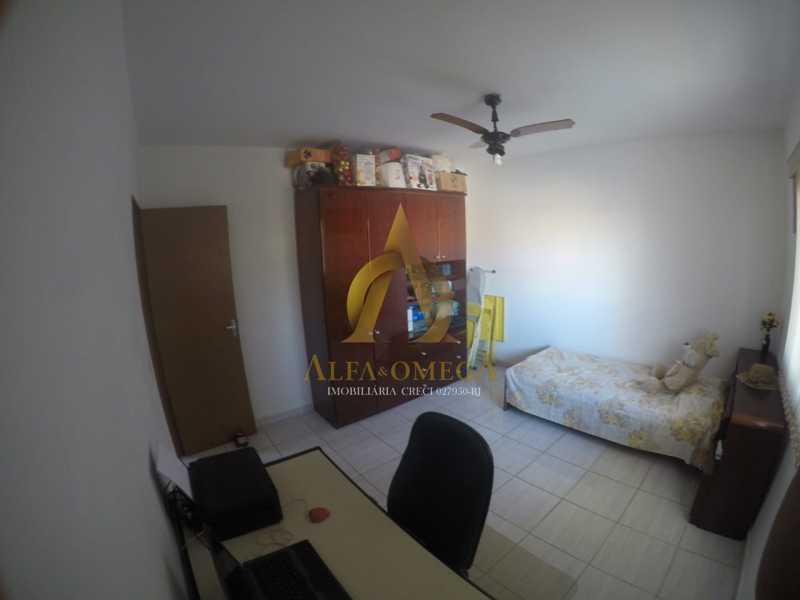 31 - Apartamento Rua Professor Waldemar Berardinelli,Pechincha, Rio de Janeiro, RJ Para Alugar, 2 Quartos, 111m² - AOJ20047L - 12