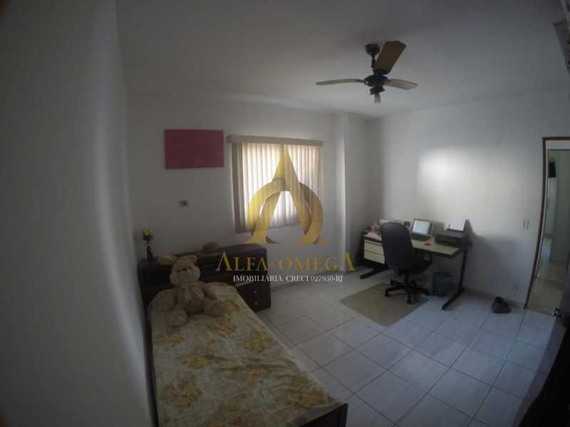 33 - Apartamento Rua Professor Waldemar Berardinelli,Pechincha, Rio de Janeiro, RJ Para Alugar, 2 Quartos, 111m² - AOJ20047L - 13