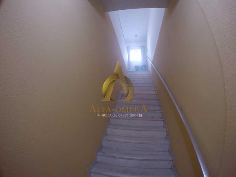 34 - Apartamento Rua Professor Waldemar Berardinelli,Pechincha, Rio de Janeiro, RJ Para Alugar, 2 Quartos, 111m² - AOJ20047L - 25