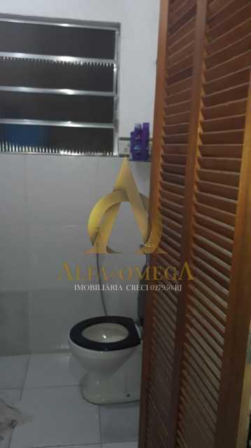 4 - Casa em Condomínio Rua Edgard Werneck,Pechincha, Rio de Janeiro, RJ Para Alugar, 2 Quartos, 66m² - AOJ60024L - 6