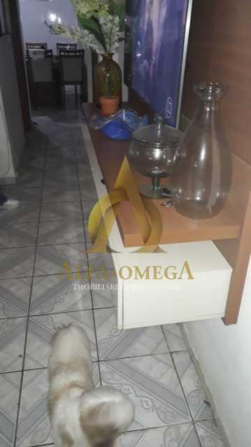 5 - Casa em Condomínio Rua Edgard Werneck,Pechincha, Rio de Janeiro, RJ Para Alugar, 2 Quartos, 66m² - AOJ60024L - 3