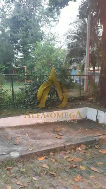 10 - Casa em Condomínio Rua Edgard Werneck,Pechincha, Rio de Janeiro, RJ Para Alugar, 2 Quartos, 66m² - AOJ60024L - 10