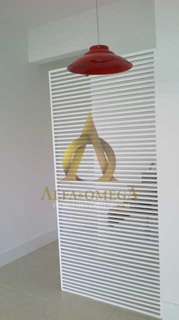 1 - Apartamento à venda Rua Coronel Tedim,Pechincha, Rio de Janeiro - R$ 300.000 - AOJ20152 - 3