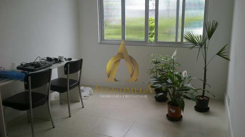 2 - Apartamento à venda Rua Coronel Tedim,Pechincha, Rio de Janeiro - R$ 300.000 - AOJ20152 - 1