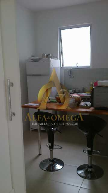 6 - Apartamento à venda Rua Coronel Tedim,Pechincha, Rio de Janeiro - R$ 300.000 - AOJ20152 - 4