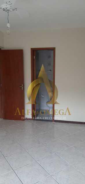 2 - Apartamento Estrada da Covanca,Tanque, Rio de Janeiro, RJ Para Alugar, 2 Quartos, 70m² - AOJ20048L - 4