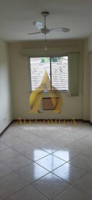 3 - Apartamento Estrada da Covanca,Tanque, Rio de Janeiro, RJ Para Alugar, 2 Quartos, 70m² - AOJ20048L - 8