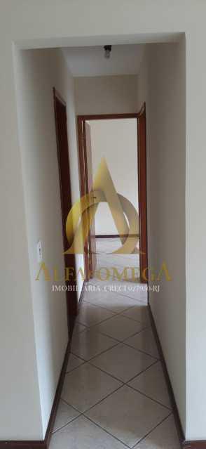 6 - Apartamento Estrada da Covanca,Tanque, Rio de Janeiro, RJ Para Alugar, 2 Quartos, 70m² - AOJ20048L - 9