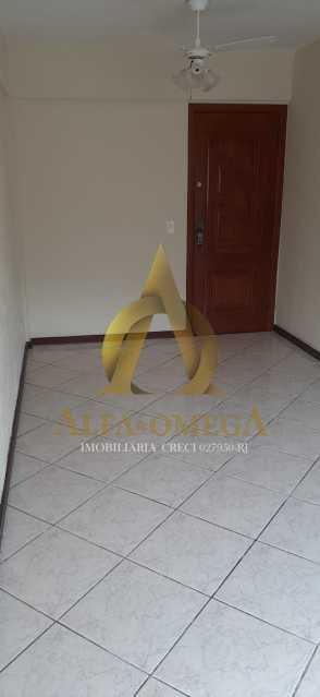 10 - Apartamento Estrada da Covanca,Tanque, Rio de Janeiro, RJ Para Alugar, 2 Quartos, 70m² - AOJ20048L - 5