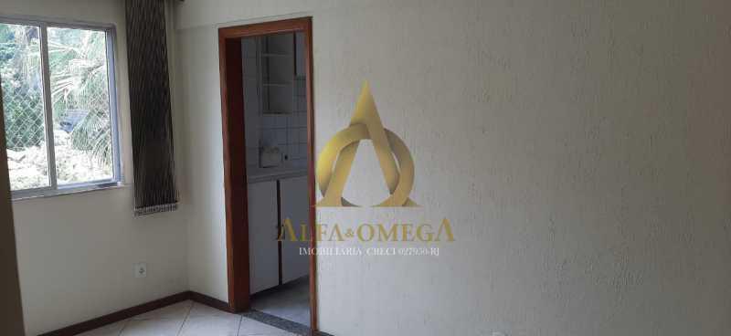 13 - Apartamento Estrada da Covanca,Tanque, Rio de Janeiro, RJ Para Alugar, 2 Quartos, 70m² - AOJ20048L - 3