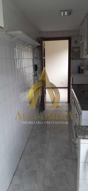 14 - Apartamento Estrada da Covanca,Tanque, Rio de Janeiro, RJ Para Alugar, 2 Quartos, 70m² - AOJ20048L - 17