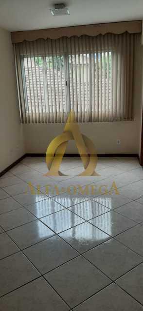 17 - Apartamento Estrada da Covanca,Tanque, Rio de Janeiro, RJ Para Alugar, 2 Quartos, 70m² - AOJ20048L - 11