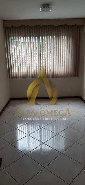 18 - Apartamento Estrada da Covanca,Tanque, Rio de Janeiro, RJ Para Alugar, 2 Quartos, 70m² - AOJ20048L - 10