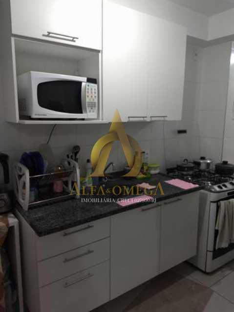 2 - Apartamento à venda Estrada do Engenho D´Agua,Anil, Rio de Janeiro - R$ 325.000 - AOJ20153 - 10