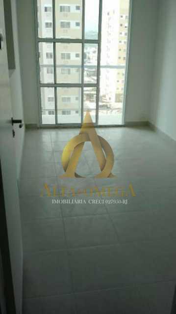 3 - Apartamento à venda Estrada do Engenho D´Agua,Anil, Rio de Janeiro - R$ 325.000 - AOJ20153 - 4