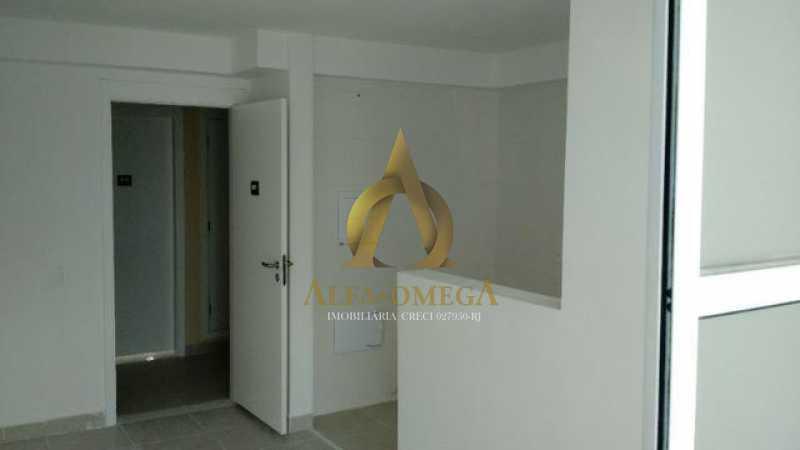 4 - Apartamento à venda Estrada do Engenho D´Agua,Anil, Rio de Janeiro - R$ 325.000 - AOJ20153 - 5