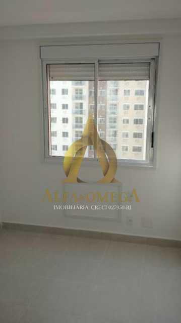 7 - Apartamento à venda Estrada do Engenho D´Agua,Anil, Rio de Janeiro - R$ 325.000 - AOJ20153 - 8