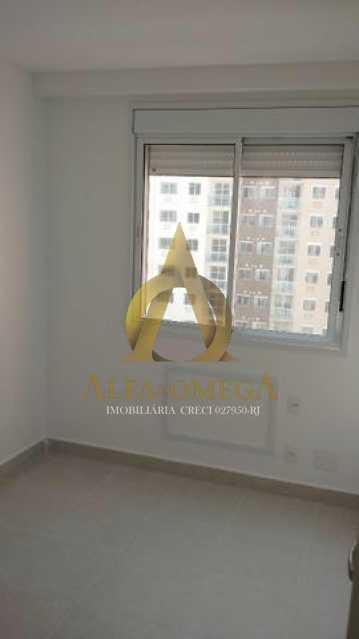13 - Apartamento à venda Estrada do Engenho D´Agua,Anil, Rio de Janeiro - R$ 325.000 - AOJ20153 - 9