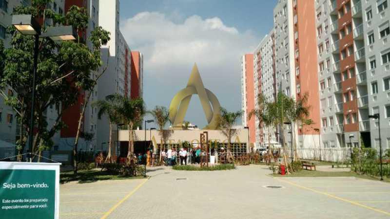 14 - Apartamento à venda Estrada do Engenho D´Agua,Anil, Rio de Janeiro - R$ 325.000 - AOJ20153 - 20