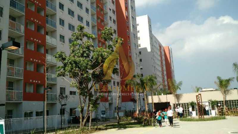 15 - Apartamento à venda Estrada do Engenho D´Agua,Anil, Rio de Janeiro - R$ 325.000 - AOJ20153 - 21